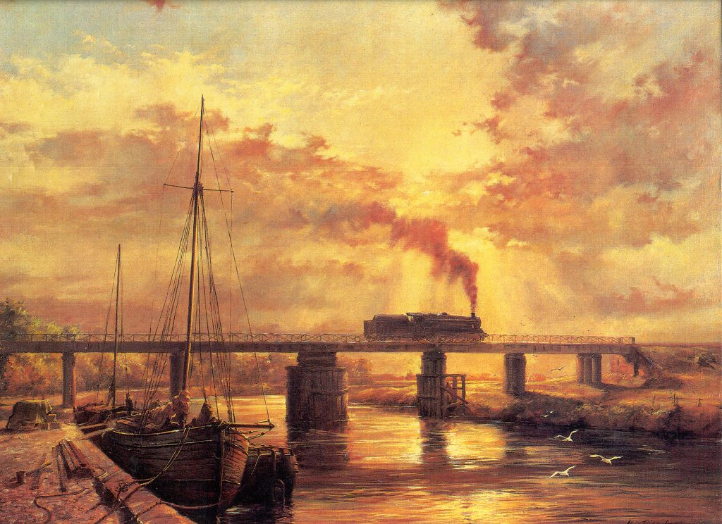 douglas-bridge-painting