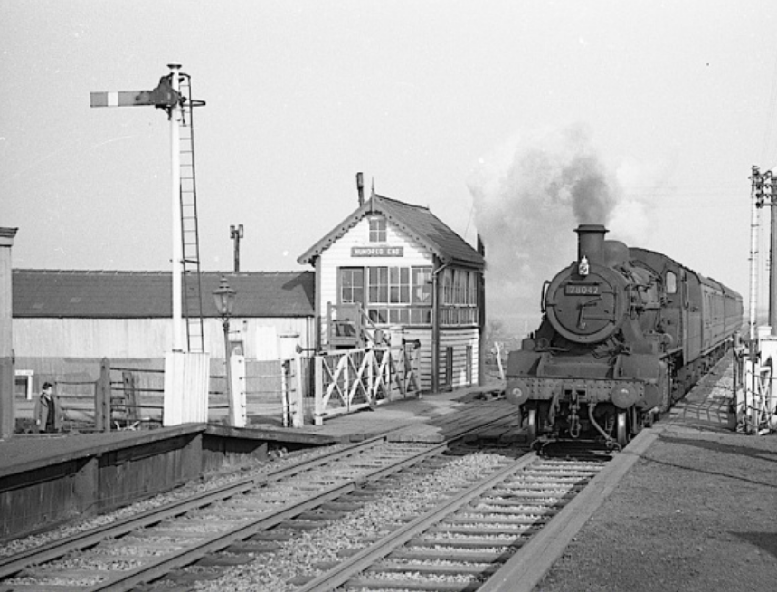 Hundred End Up Train 1963