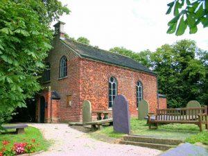 Becconsall Old Church