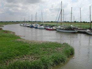 Douglad Boat Pontoon